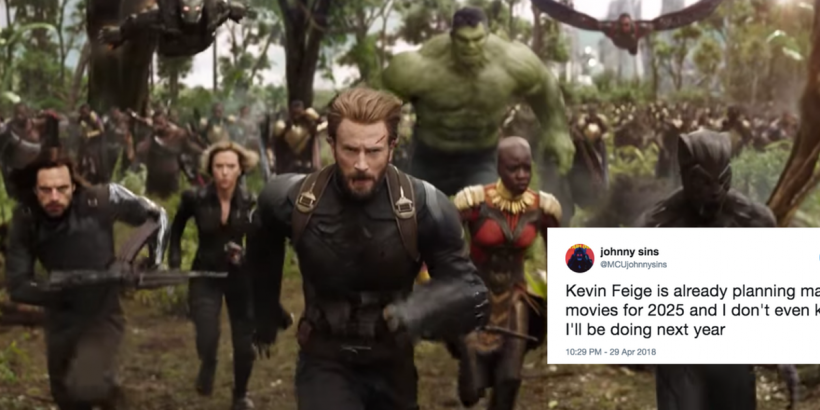 Marvel Movies Will Continue Through 2025 & Fans Don't Think