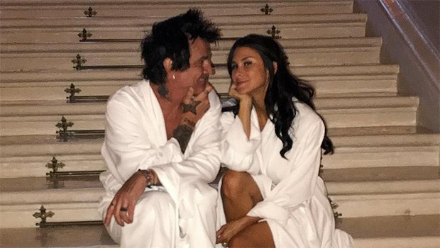 Tommy Lee S Fiancee Brittany Furlan Slams Marriage Rumor After