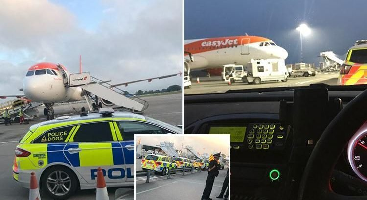 Easyjet Flight To Prague Cancelled And 140 Passengers Removed After