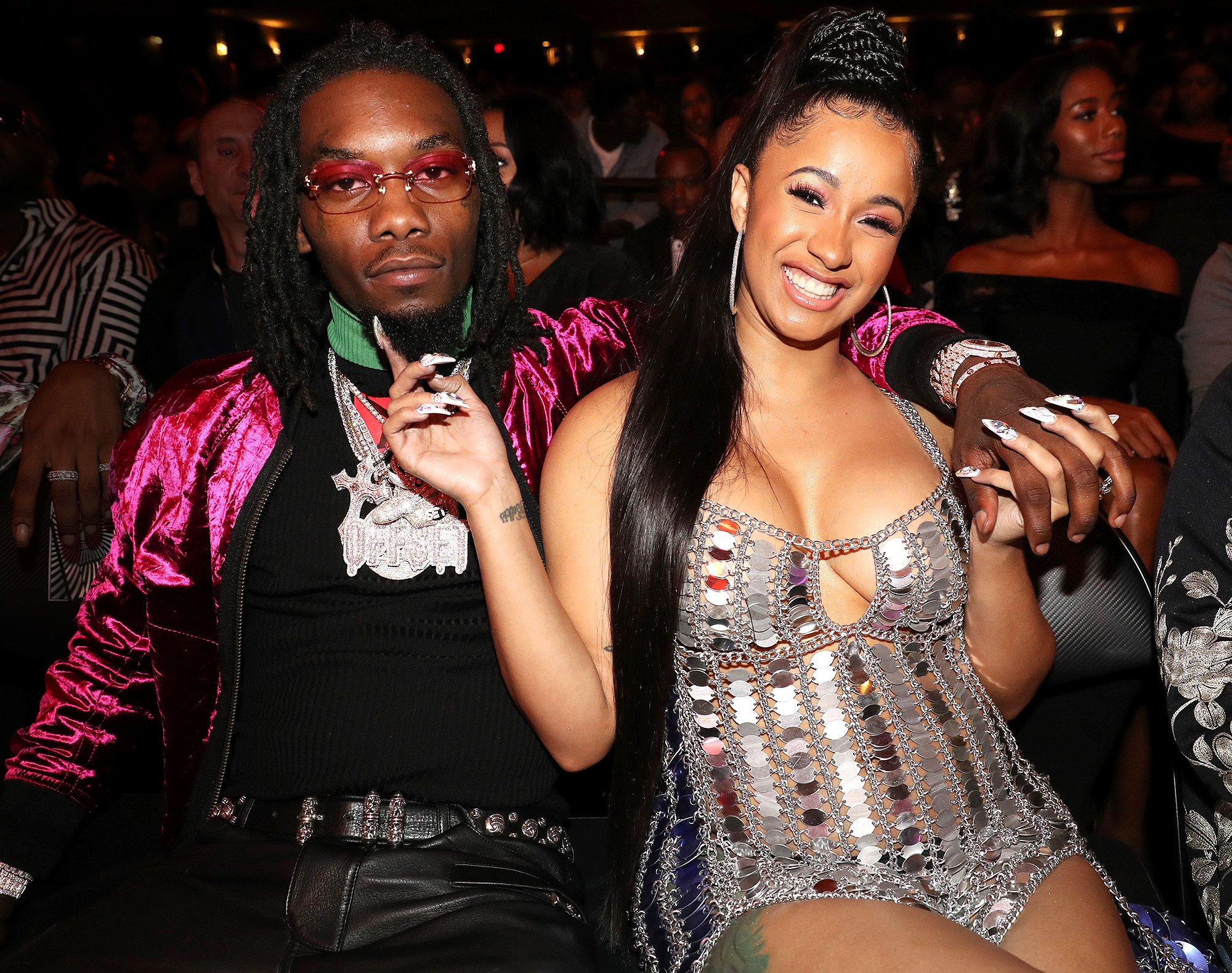 Cardi B Confirms She Married Offset In September: Cardi B Confirms She And Offset Are Married: 'There Are