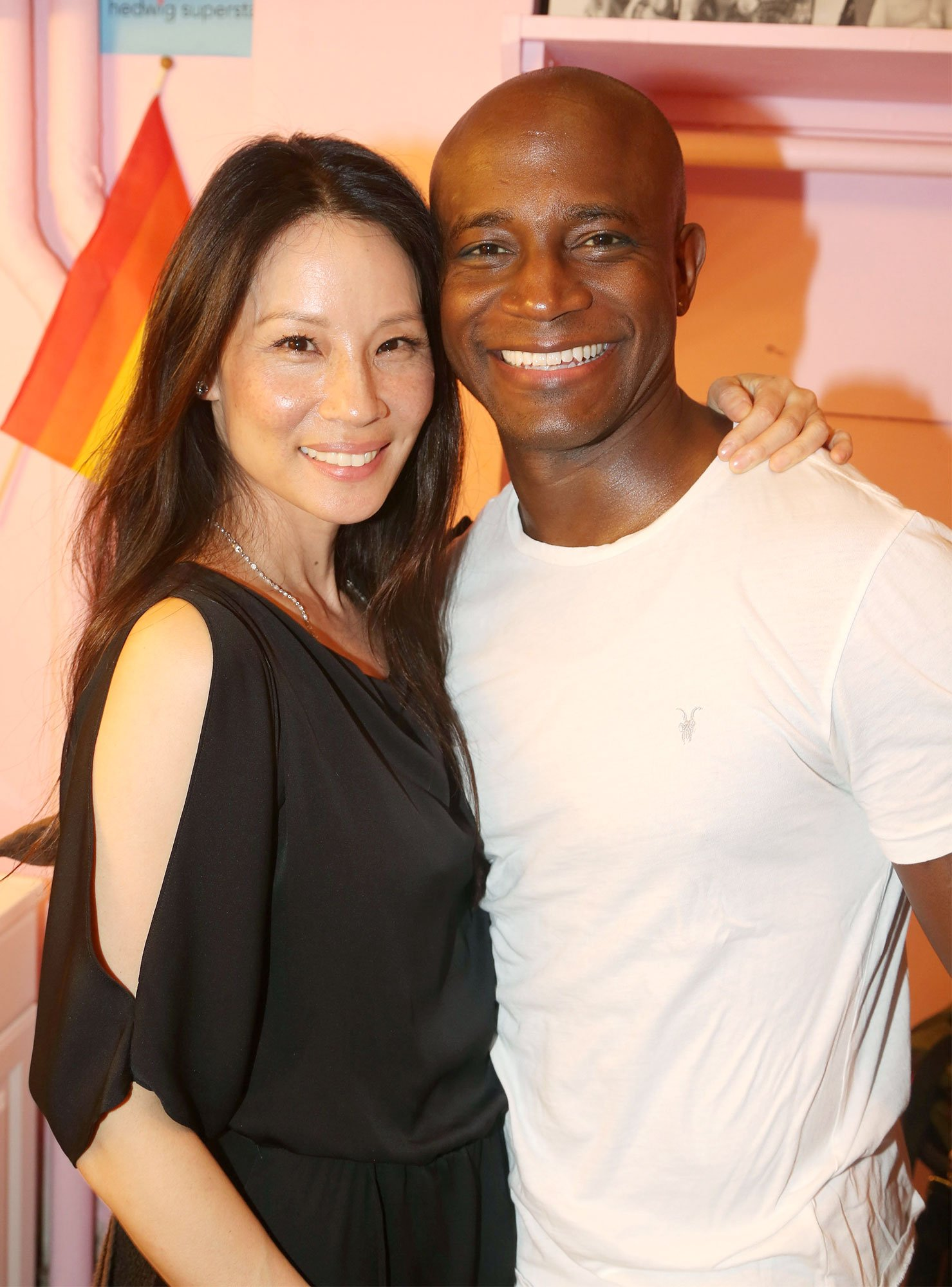 Taye Diggs Says Lucy Liu Was His Celebrity Hall Pass