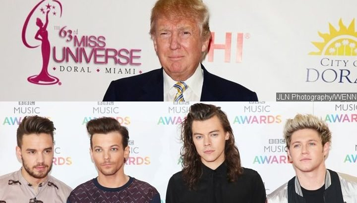 Donald trump forced one direction to leave hotel after they refused donald trump forced one direction to leave hotel after they refused to meet his daughter m4hsunfo