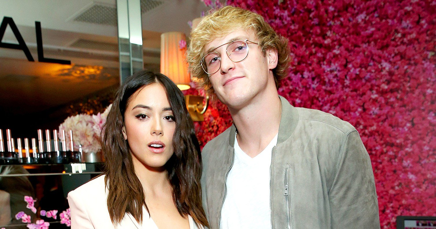 Hot youtube girl dating logan paul