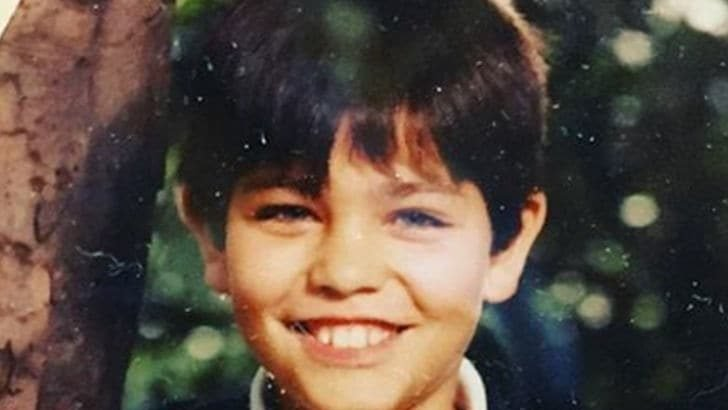 Guess Who This Blue Eyed Boy Turned Into Hot World Report