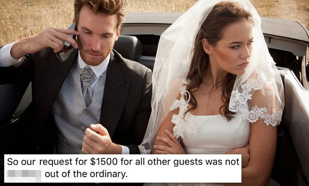 Bride-to-be Cancels Lavish Wedding After Guests Refused To
