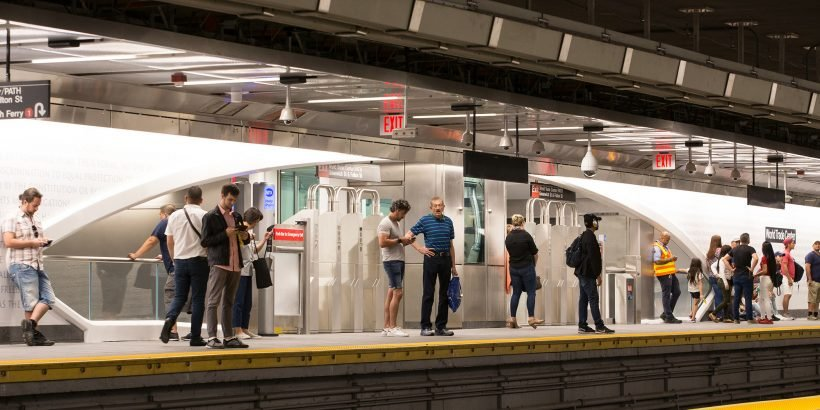 Cortlandt Street Subway Station Reopens 17 Years After 9