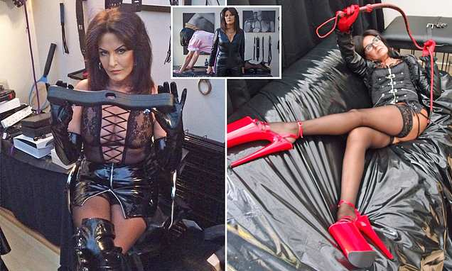 Grandmother, 67, On How She Became A Dominatrix Following -4871