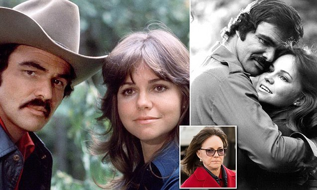 Sally Field Mourns Death Of Co Star And Ex Boyfriend Burt Reynolds Hot World Report