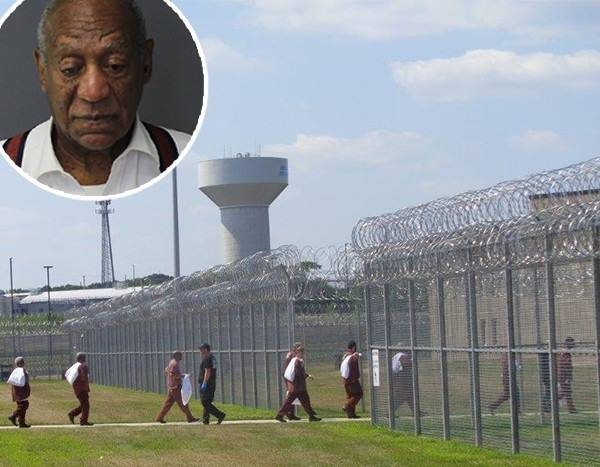 Inside Bill Cosby's Pennsylvania Prison Cell and His New Jail Life - Hot World Report