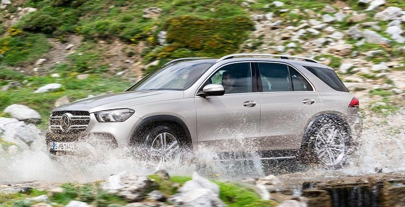 The New Front in the Mercedes-BMW Fight: Plug-in Hybrid SUVs - Hot
