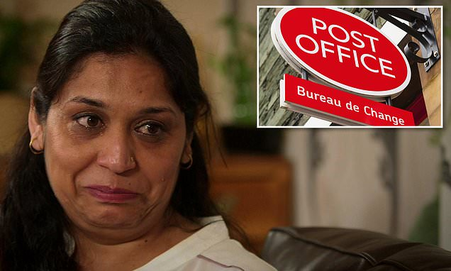 Post Office bosses 'hushed up' error that jailed Mum for