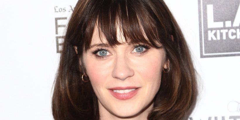 zooey deschanel natural hair color grey zooey deschanel wasnt the first choice for elf role hot world