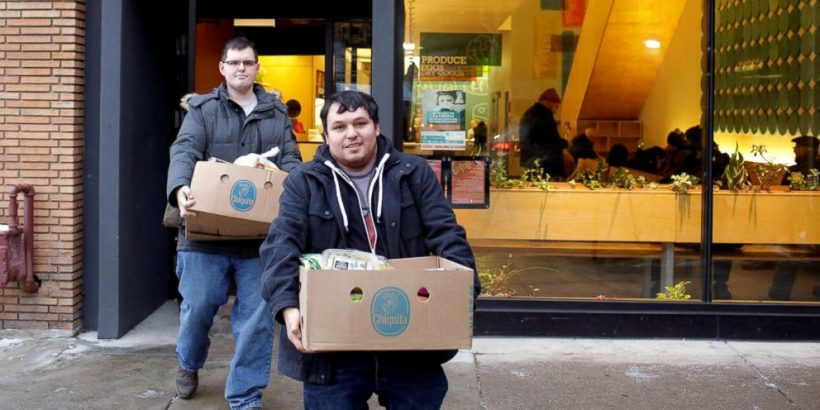 Free groceries, gift cards, deferred bills: How people are
