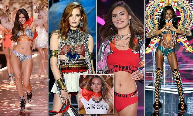 0718e62782 Meet the 16 Victoria s Secret Angels who represent the lingerie brand