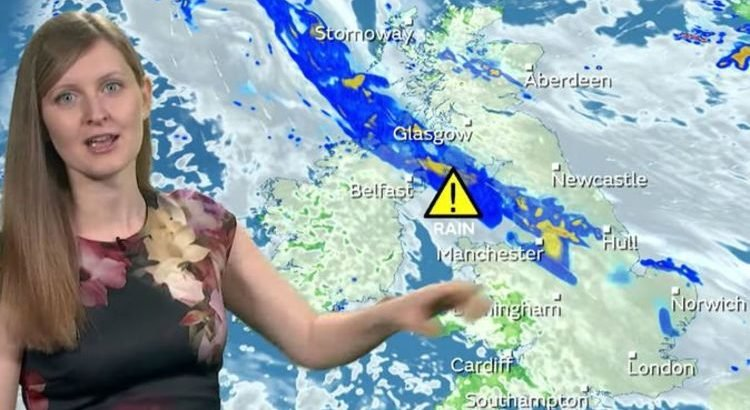 UK Weather forecast: Met Office warns of travel hazards as heavy