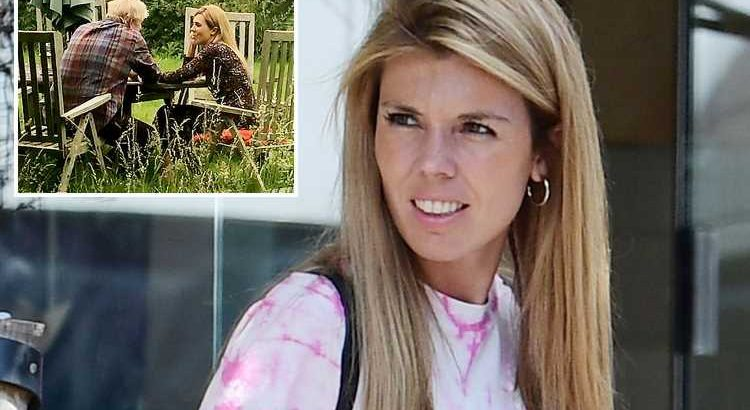 Boris Johnson S Girlfriend Carrie Symonds Claims She S Victim Of
