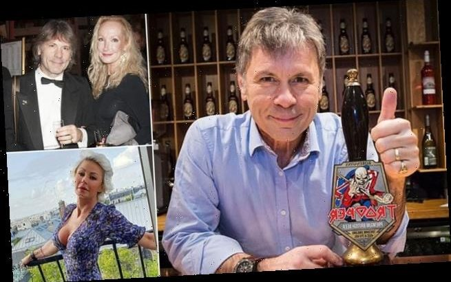 Iron Maiden Rocker Bruce Dickinson Jokes He May Have To Become Barman Hot World Report Leana dolci is on facebook. iron maiden rocker bruce dickinson