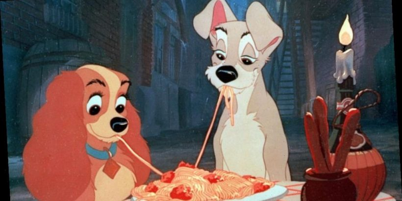 Recreate Lady And The Tramp Spaghetti Kiss Scene With This Recipe Hot World Report
