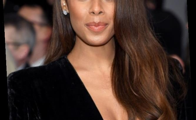 Rochelle Humes Shares Peek Into Life As A Mum With Pics Of Her Daughters Hot World Report
