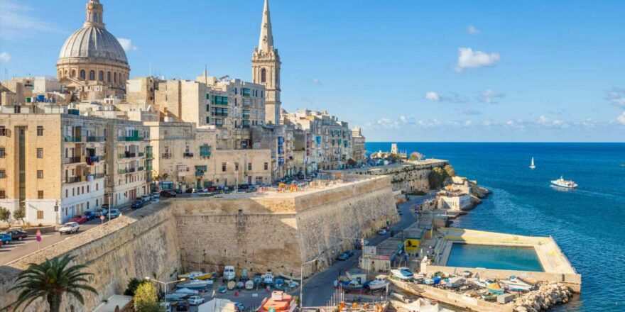 Malta's reopened to Brits AND it's expected on next green ...
